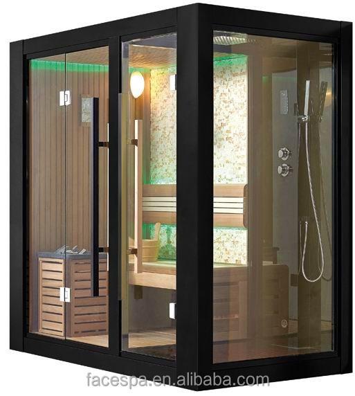 Sauna Shower Combination For High End Bathroom Design   Buy Sauna Shower  Combination,Showers,Steam Sauna Room Product On Alibaba.com
