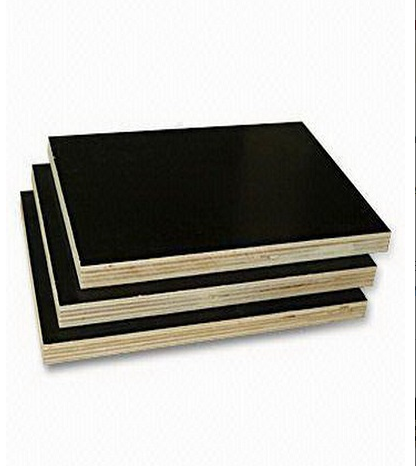 China factory low price film faced plywood with pine/poplar/eucalyptus wood commercial plywood construction plywood