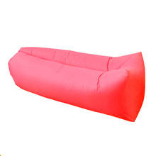 Portable Waterproof Inflatable Lounger Air Beds Sleeping Sofa Couch for Camping Beach
