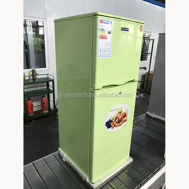 High quality hot sale double refrigerator used for vegetable fresh