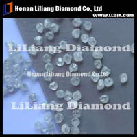 China Factory HPHT CVD Rough Diamond Synthetic Diamond Loose Colorless Artificial Diamond