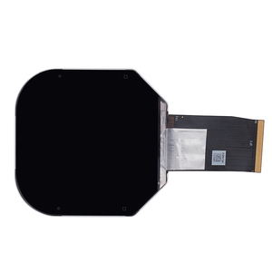 2.5inches round thin usb tft lcd touch screen