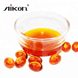 Dietary supplement sea buckthorn oil omega7 softgel food supplement for dry eyes