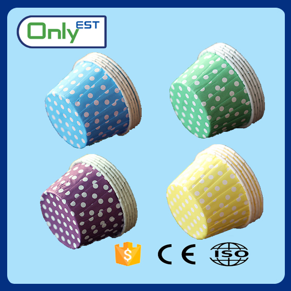 Disposable Baking Cake Cups Cupcake Wrapper Muffin Cups