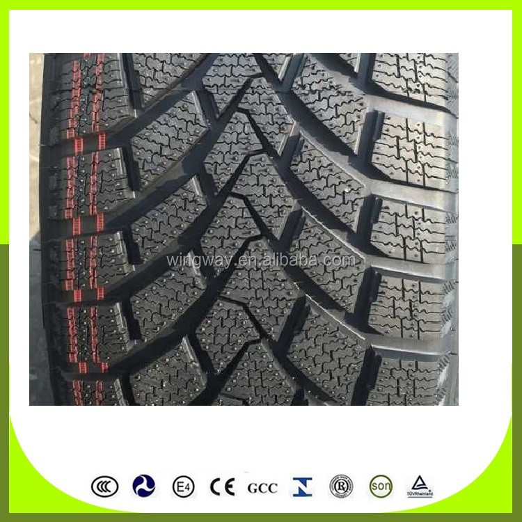 Winter Snow Car Tires With Studs For Russia Canada Market 185 65r15
