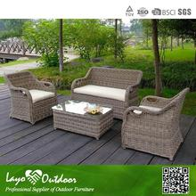 2 year warrantee promise all weather modern classic sofa rattan