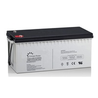 Lead-acid battery AGM 12v 200ah solar battery VRLA energy storage battery