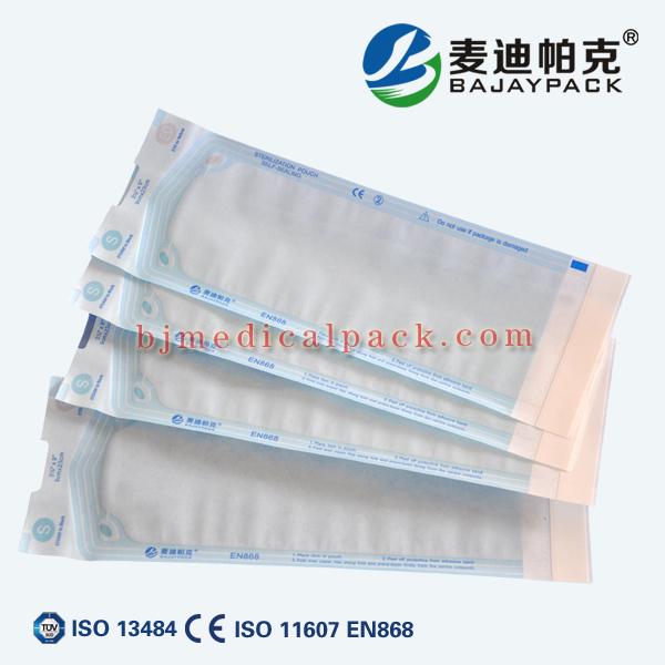 Medical Sterilization Autoclave Bag For Dental