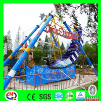 Hot sale Amusement Park Rides Pirate Ship viking boat low price