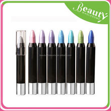 NK033 non-toxic temporary diy hair color chalk dye pastels salon kit 15 colors & artist pastels hair chalk