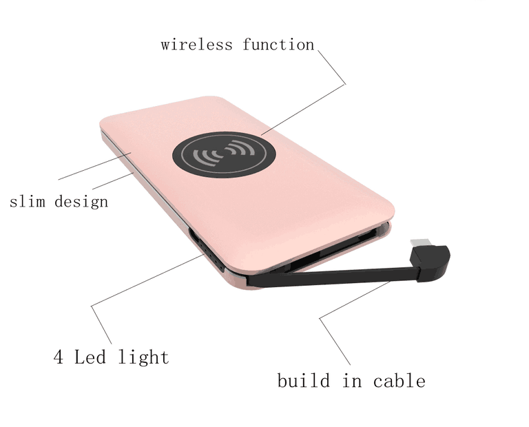 new styles 622cd bef50 Wireless Charger Credit Card 10000 Mah Power Bank With Metal Case - Buy  Wireless Power Bank Charger,Credit Card Power Bank,Power Bank With Hard  Case ...
