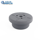Butyl Rubber Rubber Stopper Wholesale Butyl Stopper Medical Rubber Stopper For Infusion Bottle