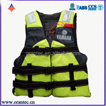 Oxford YAMAHA Life Jacket for Sale Personalized Custom Belt Fishing Life Jacket Vest