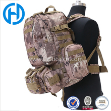 kryptek camo outdoor knapsack tactical paintball camouflage hunting backpack