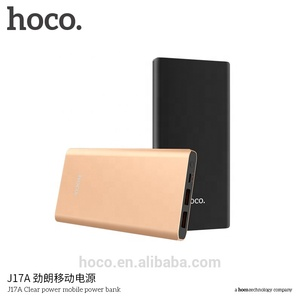 Hoco Shenzhen Trend 2018 Consumer Electronics of Power Bank Battery