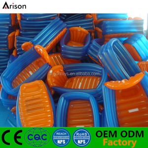 Customizable high quality PVC inflatable baby bathtub inflatable swim tub for kids