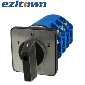ezitown lw28 universal changeover switch ammeter position. Black Bedroom Furniture Sets. Home Design Ideas