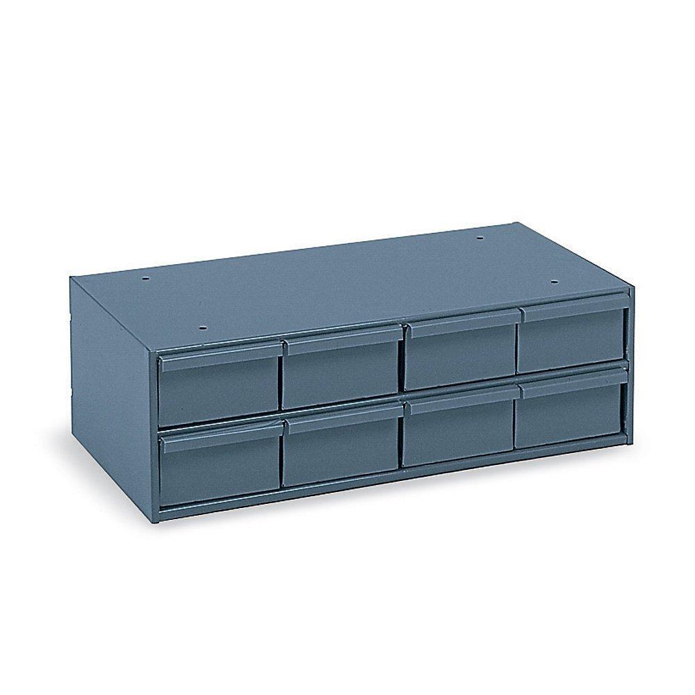"DURHAM Modular Cabinet -22-3/4x11-5/8x7-3/8"" - (8) 5-3/8x11-1/4x2-3/4"" Drawers"