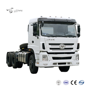 10 Wheeler Capacity tractor truck head for myanmar