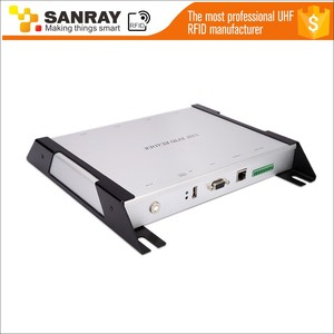2016 Sanray F5860-H 4-port uhf rfid reader For Logistic Solution RFID System