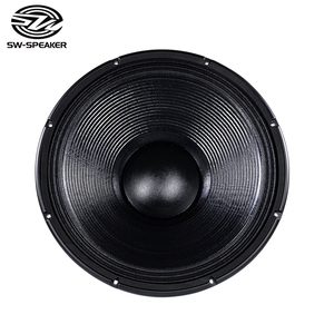 L18P400 1000 Watts 8 ohm woofer 18 inch neodymium+powered big woofer 18'' bass speaker