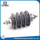 CHBC Factory Supply 9KV 5KA Zinc-Oxide Lightning Surge Arrester For High Voltage