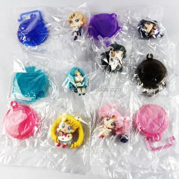 Sin Caja Tsukino Usagi Sailor Moon/sailor Chibi Luna/sailor Uranus ...