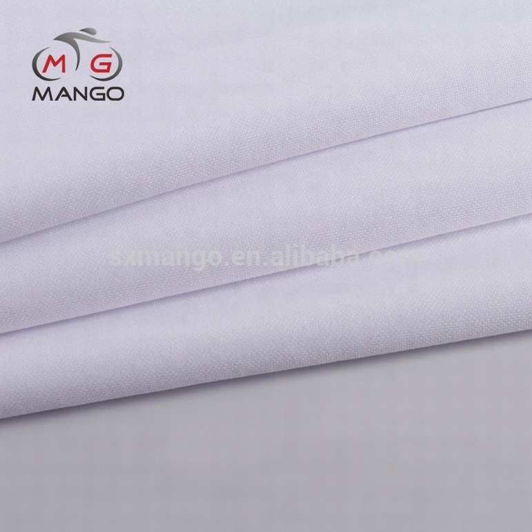 Hot sale new arrival wholesale cheap sports wear rolls spun 100 polyester fabric