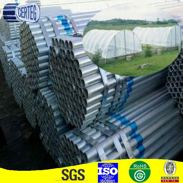 Steel dn32 schedule 40 q195-q345 pre galvanized steel pi