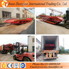 African Standard NEW TYPE 6-10 tons 0.9-1.7m hydraulic yard ramp, mobile ramp for container