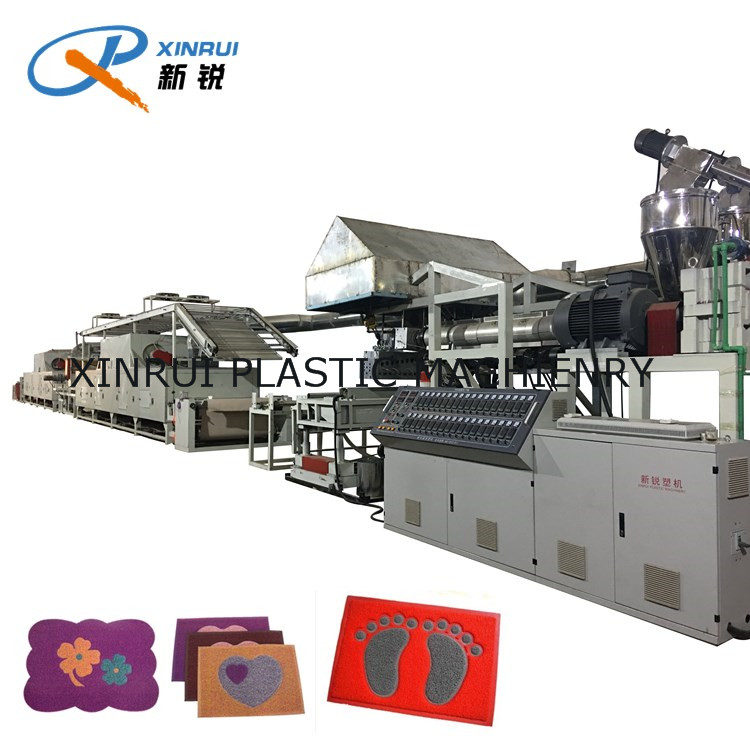 pvc plastic mat extruder equipment production <strong>line</strong>