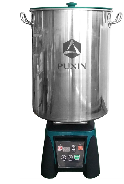 Industrial Professional Kitchen Waste Treatment Food Waste Disposer, View  restaurant waste disposal, PUXIN Product Details from Shenzhen Puxin ...