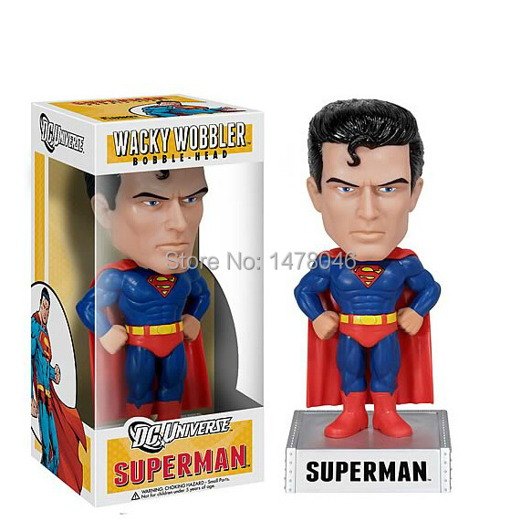 Funko Pop Superstore Toys Comics Collectibles: Free Shipping Funko Pop DC Comics Superhero Superman PVC