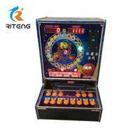Mini Arcade Jackpot Roulette Casino Coin Gamble slot machine