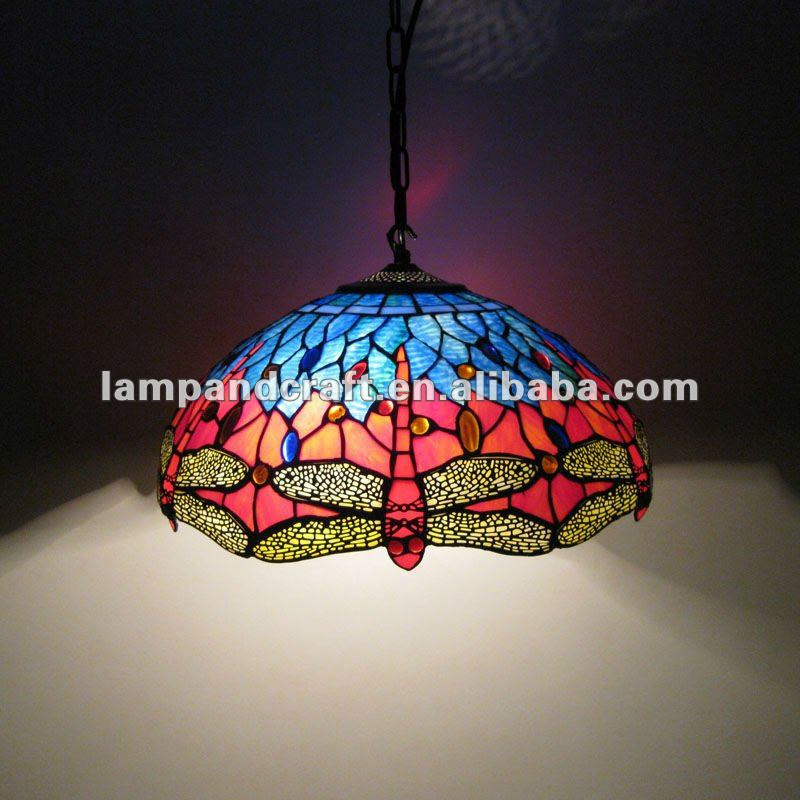 garden solar light&Ocean&anergy saving pendant tiffany lamp