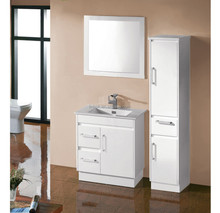12 inch deep bathroom vanity for apartments