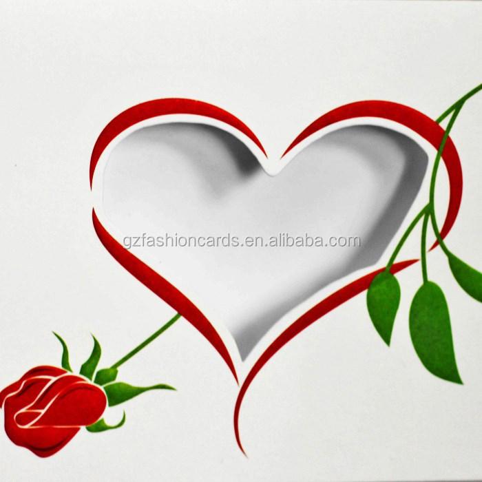Conception De Carte D Invitation D Anniversaire Creuse Coeur Rose Rouge Blanc Buy Conception De Carte D Invitation Conception De Carte D Invitation D Anniversaire Conception De Carte D Invitation Vierge Product On Alibaba Com