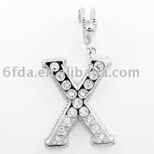 925 silver crystal pendant