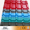 colour metal roof tiles/warehouse structure corrugated galvanized metal roofing sheets
