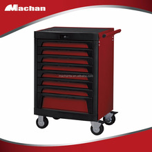 OEM Professional heavy duty drawer tool cabinets on wheels
