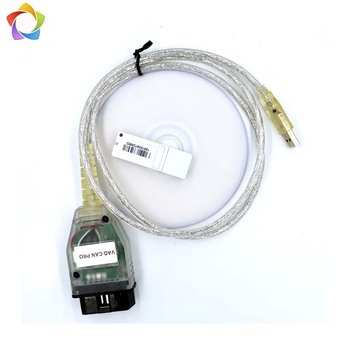 Vag Can Pro V5 5 1 With Ftdi Ft245rl Chip Vcp Obd2 Diagnostic Interface Usb  Cable Support Can Bus Uds K Line Works For Audi/vw - Buy Vcp,Diagnostic