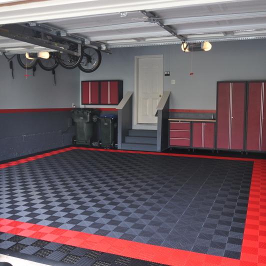 Garage Floor Tiles Rubber