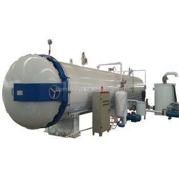 CCA ACQ Impregnation Wood Treatment Plant Autoclave Oven