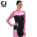 2016 Cheji cycling clothes women autumn bike clothing bicycle clothes pink printing cycling wear cycling clothes
