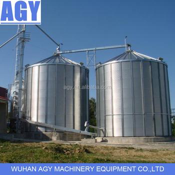 Agy Metal Chicken Feed Storage Bin Silo Rice Corn Maize Philippines