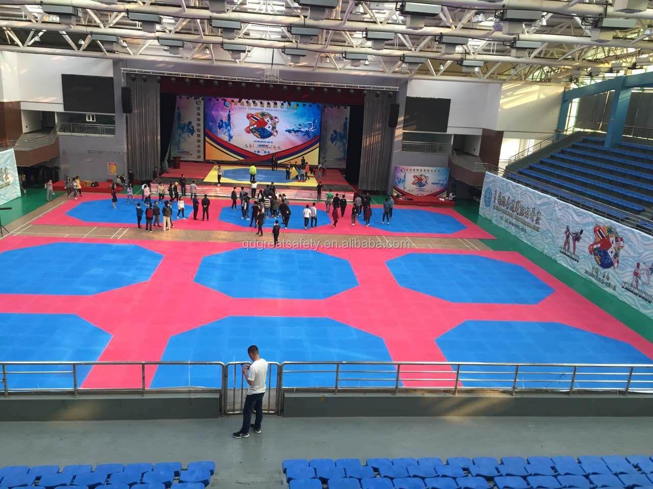 China Suppliers wholesale taekwondo wholesale price judo mats wholesale judo tatami mat karate
