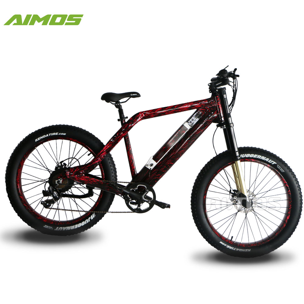 Aimos 48 volt 750Watt Good quality most eco electric bike