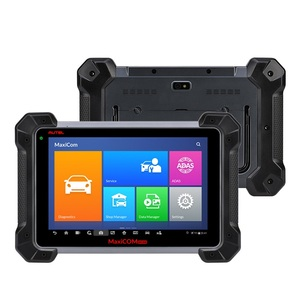 car ecu test equipment Autel MaxiCOM MK908P WiFi/Bluetooth with j2534 ecu  programmer as Maxisys pro ms908p