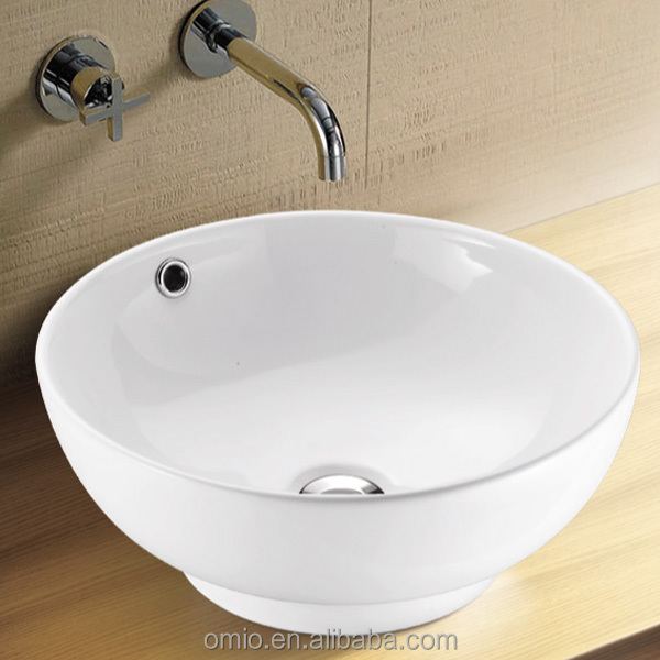 Ceramic sanitary ware hotel bathroom basin price