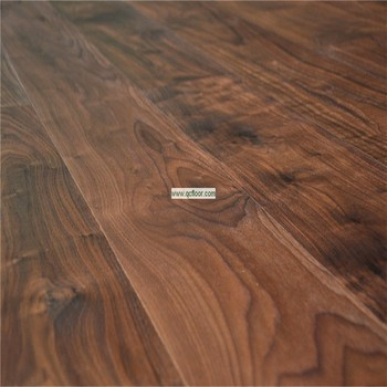Natural Wide Plank Brazilian Walnut Hardwood Flooring
